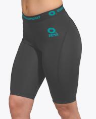 women-shorts-turquoise